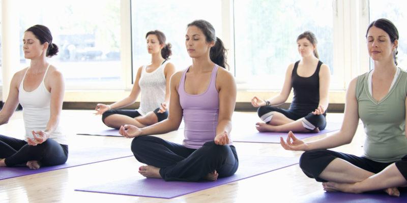 Viergang Yoga