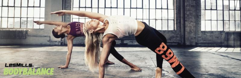 Viergang Bodybalance