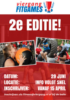 Viergang fitgames 2e editie