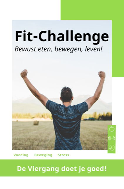 Viergang fit-challenge