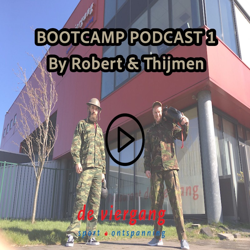 Viergang bootcamp podcast 2